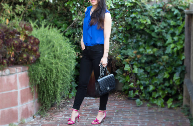 Creating a Date Night Look