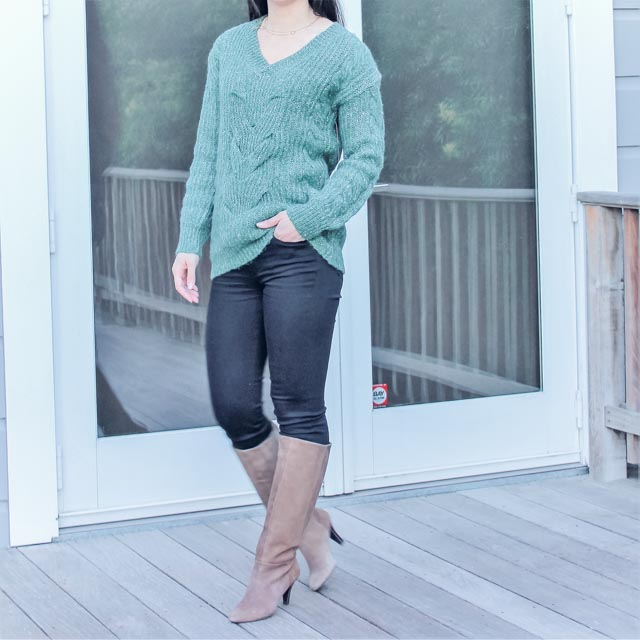 Over 10 Ideas to Wear your Stitch Fix Sweaters