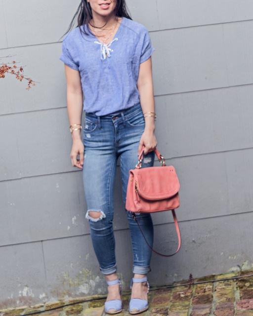 Stitch Fix Styled for Spring