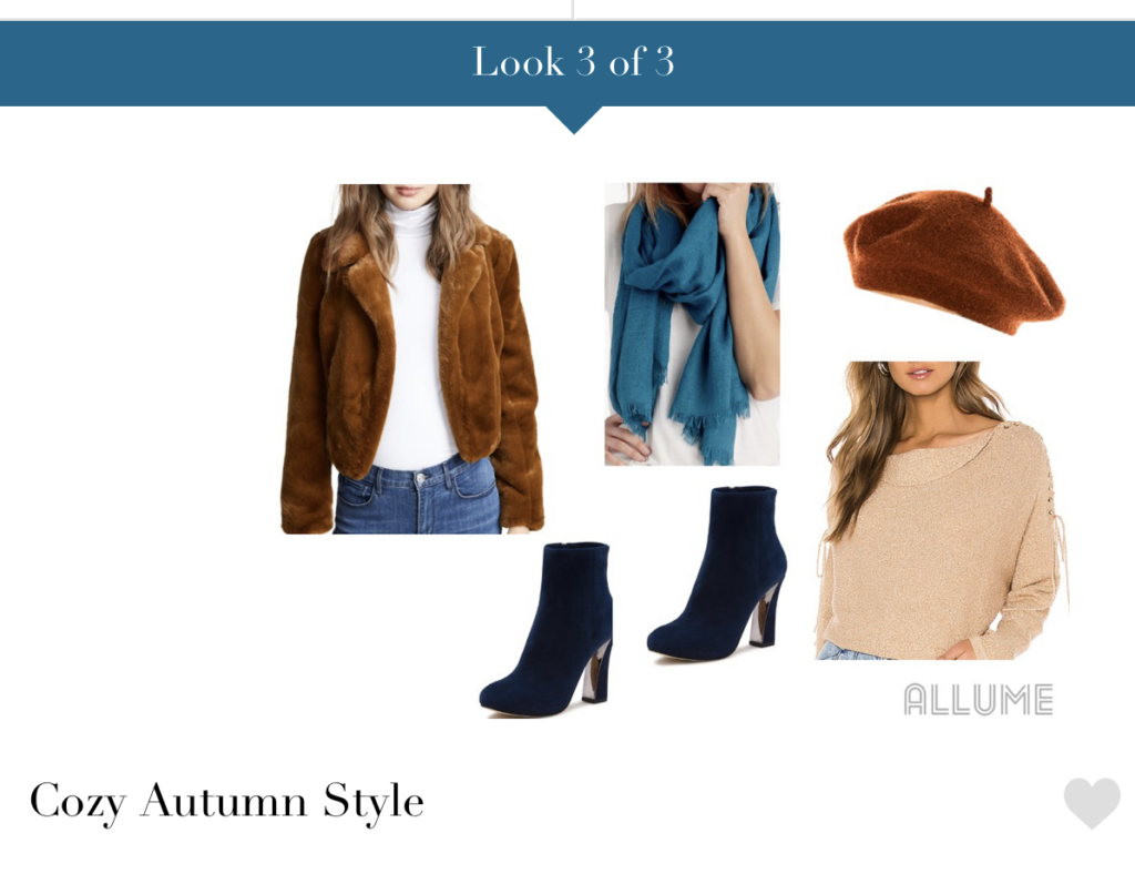 Allume styling subscription box review