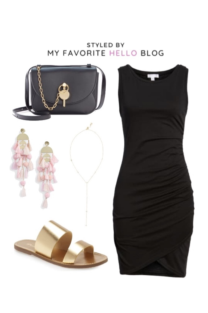 How to Style the Nordstrom Leith Dress