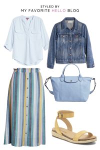 Spring Outfit Inspiration for Women 40+
