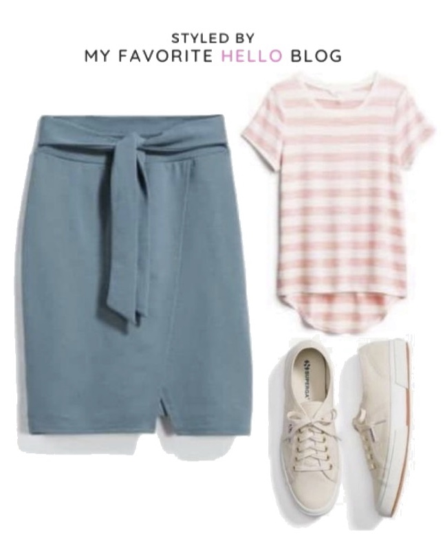 How to Style 30 Outfits with 14 Stitch Fix Pieces
