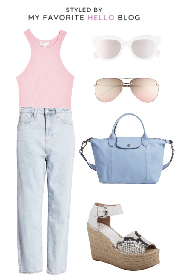 10 Ways to Style the Marc Fisher Sandals
