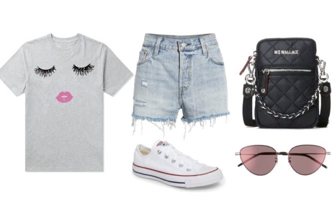 Graphic Tee outfits, graphic tees summer outfits casual, graphic tee outfits edgy #graphictee