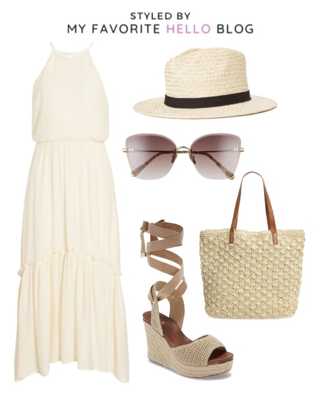 How to Style a Summer Dress Under $100