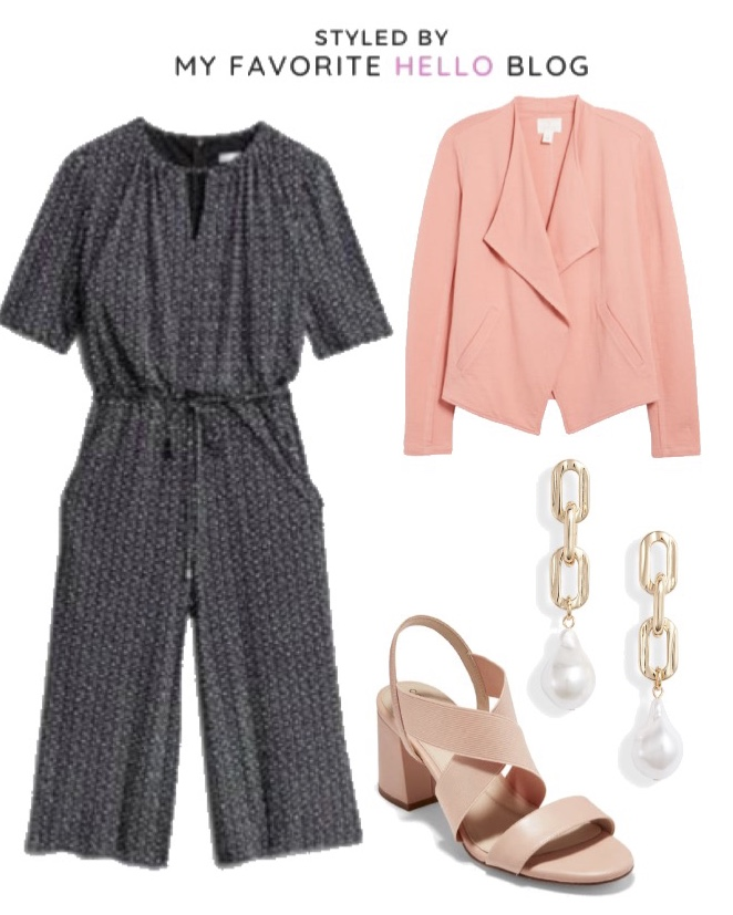How to Style 8 Stitch Fix Rompers and Jumpsuits