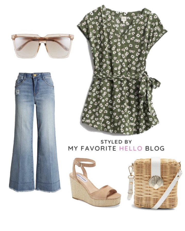 How to Style Stitch Fix Tops