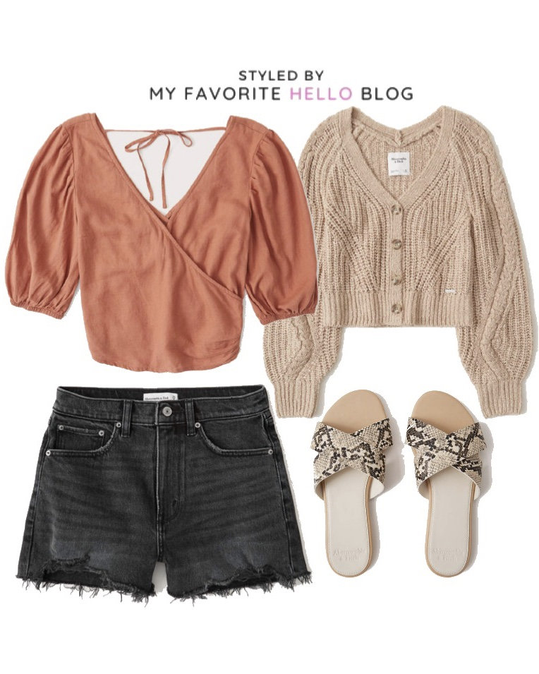 Casual Summer Style with Abercrombie