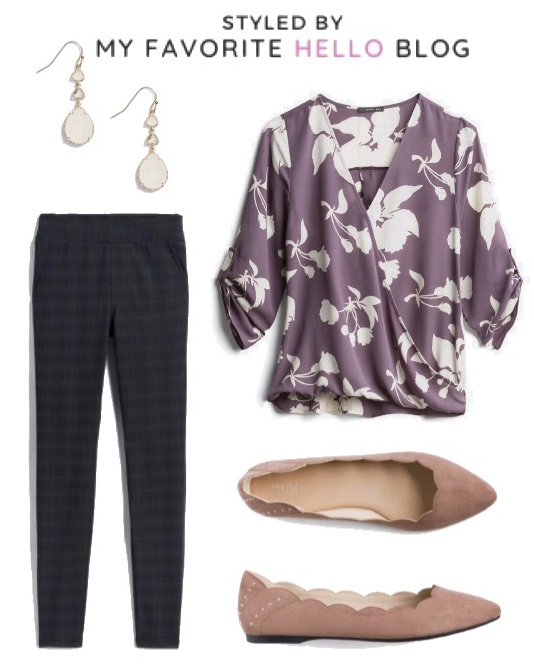 Stitch Fix Capsule Wardrobe for 30 Days of Outfits