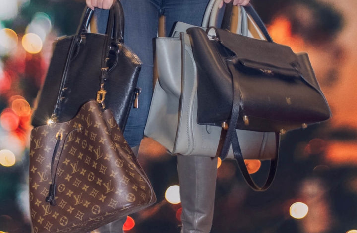 buying preowned designer bags