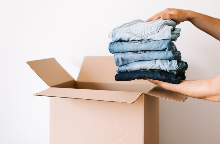 Clothes in a box - Wantable Experience