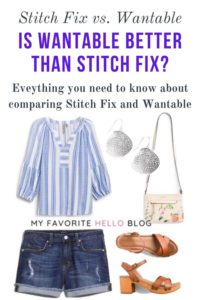 Is Wantable better than Stitch Fix?