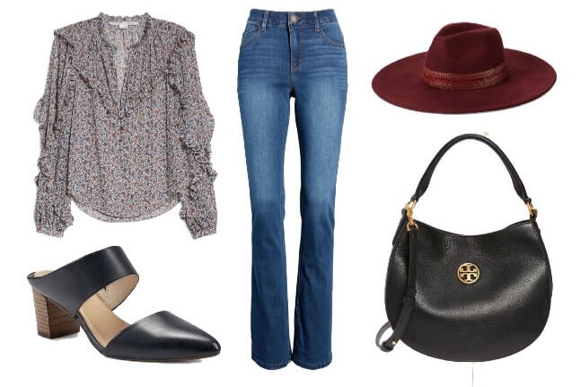 Nordstrom fall outfits