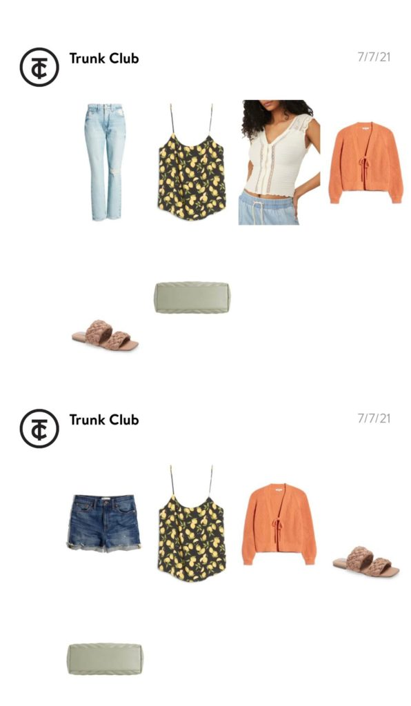 Trunk Club Outfit