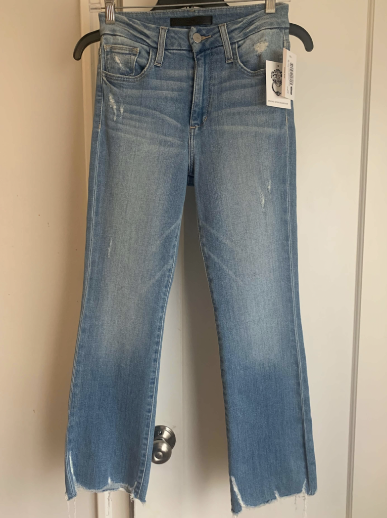 front door fashion jeans
